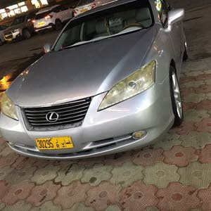 Lexus ES car for sale 2007 in Suwaiq city