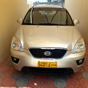 2013 Used Carens with Automatic transmission is available for sale