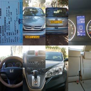 Green Honda CR-V 2011 for sale