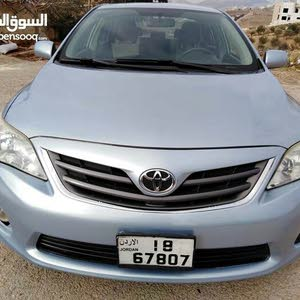 Blue Toyota Corolla 2012 for sale