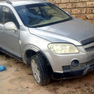 1 - 9,999 km Chevrolet Captiva 2008 for sale