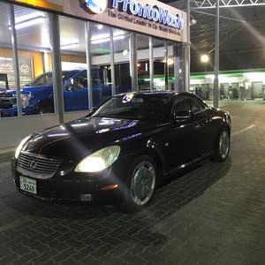 Lexus SC car for sale 2003 in Kuwait City city