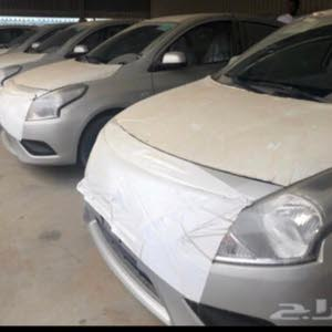 Nissan Sunny car for sale 2018 in Al-Ahsa city