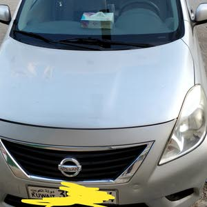Gasoline Fuel/Power   Nissan Sunny 2014
