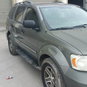 Used condition Dodge Durango 2008 with +200,000 km mileage