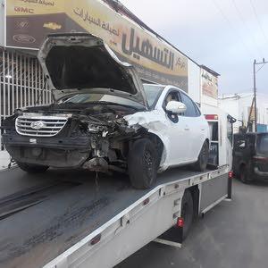 Automatic White Hyundai 2011 for sale