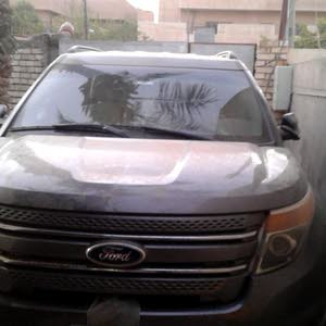 Ford Explorer made in 2014 for sale