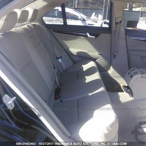 سياره مرسيدس C300  بدون مشاكل كهربه او ميكانيكيه لانها بدون حادث