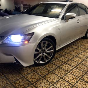 Lexus GS 2014 For sale - Silver color