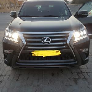 Black Lexus GX 2015 for sale