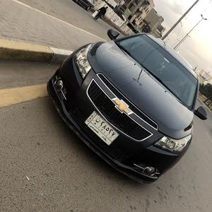 Chevrolet Cruze car for sale 2013 in Baghdad city