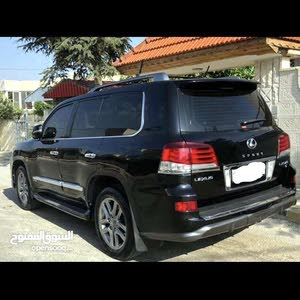 Lexus LX made in 2014 for sale