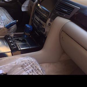Black Lexus LX 2009 for sale