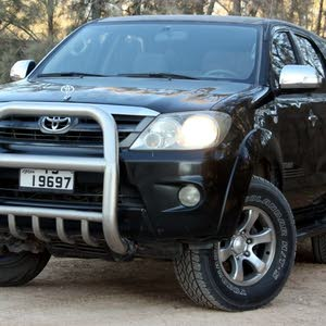 Manual Black Toyota 2006 for sale