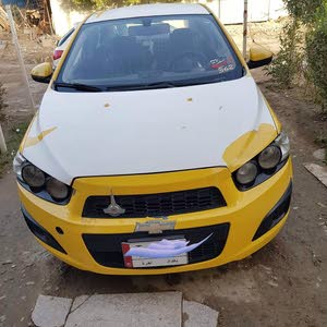 For sale 2012 Yellow Sonic