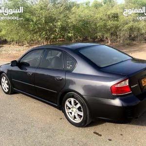 Gasoline Fuel/Power   Subaru Legacy 2007