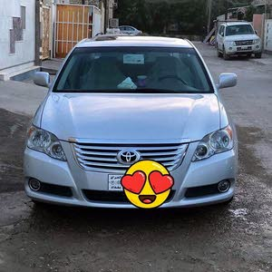 Silver Toyota Avalon 2008 for sale