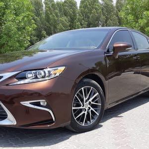 New condition Lexus ES 2016 with 0 km mileage