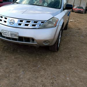 Nissan Murano 2007 For sale - Silver color