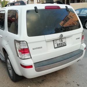 Mercury Mariner 2008 For sale - White color