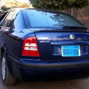 Used Skoda Octavia for sale in Cairo