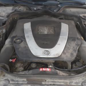 مرسيدس E350صدر حمامه موديل 2007دفع رباعي