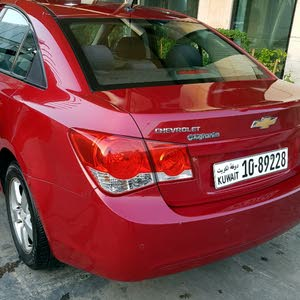 70,000 - 79,999 km mileage Chevrolet Cruze for sale