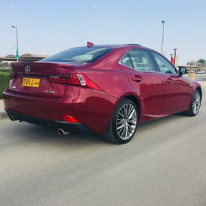 Lexus ISF 2014 For sale - Red color