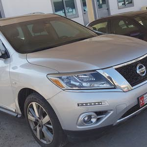 Nissan - Pathfinder R52 SV - 2014