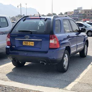 Gasoline Fuel/Power   Kia Sportage 2008