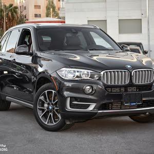 BMW X5 2017 for sale in Amman