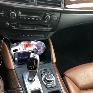 BMW X6 in Baghdad