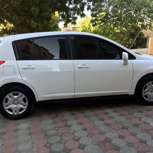 Gasoline Fuel/Power   Nissan Tiida 2012