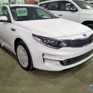 Kia Optima made in 2018 for sale