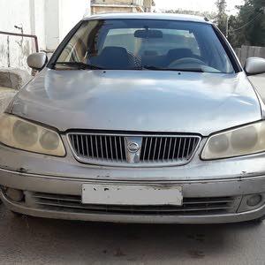نيسان فلونة الدار 2004 للبيع .. مسلاته