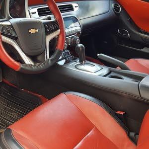 For sale 2012 Silver Camaro