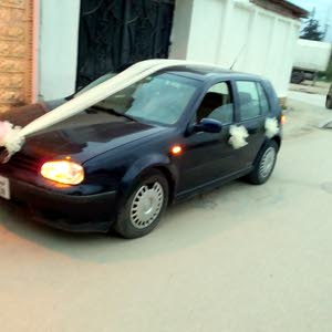 Manual Volkswagen 2002 for sale - Used - Tripoli city