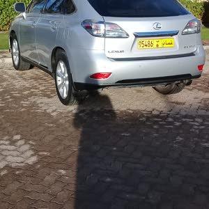 Beige Lexus RX 2010 for sale