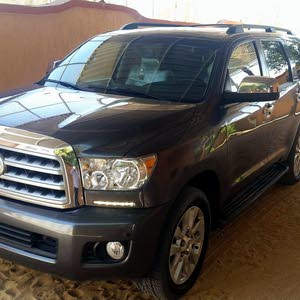 Used 2011 Sequoia in Ajdabiya