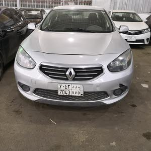 For sale 2013 Silver Fluence