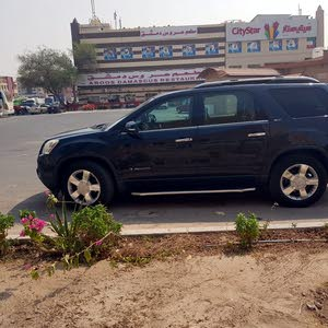 GMC Acadia 2009 For sale - Black color