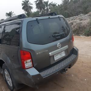 Gasoline Fuel/Power   Nissan Pathfinder 2009