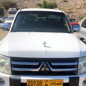 For sale 2007 Beige Pajero