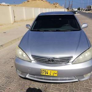 Silver Toyota Camry 2006 for sale
