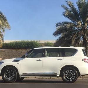 km Nissan Patrol 2013 for sale