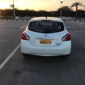 Nissan Tiida car for sale 2014 in Barka city