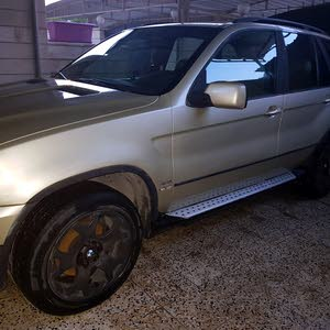For sale 2003 Brown X5