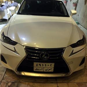Used 2017 Lexus IS for sale at best price