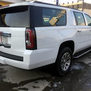 Automatic White GMC 2016 for sale