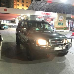 For sale 2001 Green Pajero